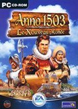 Jaquette Anno 1503 : Le Nouveau Monde