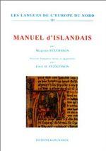 Couverture Manuel d'islandais
