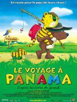 Affiche Le Voyage à Panama