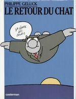 Couverture Le Retour du Chat - Le Chat, tome 2