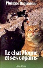 Couverture Le chat moune et ses copains