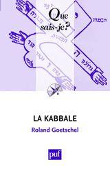 Couverture La kabbale