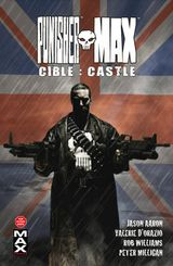 Couverture Cible Castle - Punisher Max, tome 3