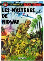 Couverture Les Mystères de Midway - Buck Danny, tome 2