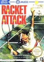 Jaquette Racket Attack