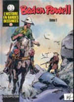 Couverture Baden Powell, tome 1