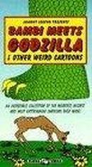 Affiche Bambi Meets Godzilla