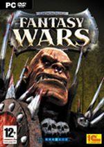 Jaquette Fantasy Wars