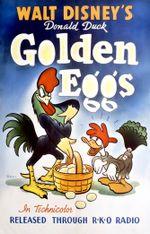Affiche La Poule aux oeufs d'or