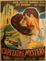 Affiche Capitaine Mystère