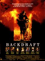 Affiche Backdraft