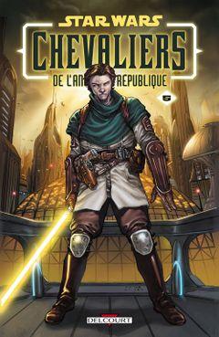 Couverture Sans pitié ! - Star Wars : Chevaliers de l'Ancienne République, tome 5