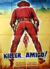 Affiche Killer amigo