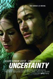 Affiche Uncertainty