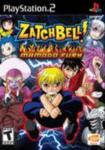 Jaquette Zatch Bell ! : Mamodo Fury