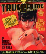 Couverture True Crime Detective Magazines