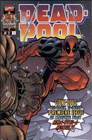 Couverture Deadpool (Marvel France 1re série)