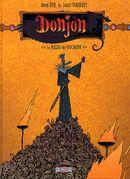 Couverture Le Volcan des Vaucanson - Donjon Crépuscule, tome 102
