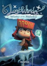 Jaquette LostWinds 2: Winter of the Melodias