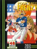 Jaquette Football Frenzy