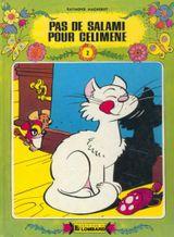 Couverture Pas de salami pour Célimène / Le Bosquet hanté - Chlorophylle, tome 3