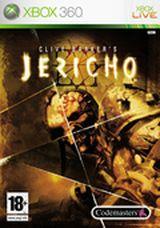Jaquette Clive Barker's Jericho