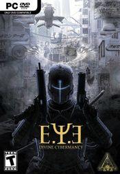 Jaquette E.Y.E.: Divine Cybermancy