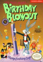 Jaquette Bugs Bunny's Birthday Blowout