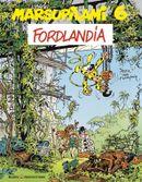 Couverture Fordlandia - Marsupilami, Tome 6