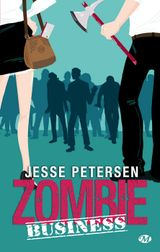 Couverture Un cerveau pour deux - Zombie Business, tome 2