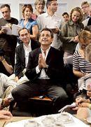 Affiche Looking for Nicolas Sarkozy