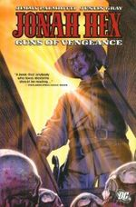 Couverture Jonah Hex: Guns of Vengeance