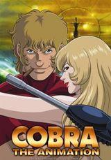 Affiche Cobra The Animation