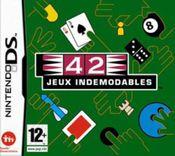 Jaquette 42 Jeux Indémodables