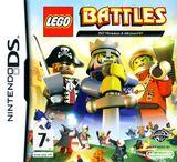 Jaquette LEGO Battles