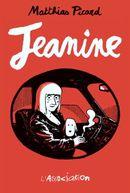 Couverture Jeanine