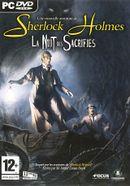 Jaquette Sherlock Holmes : La Nuit des Sacrifiés