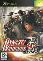 Jaquette Dynasty Warriors 5