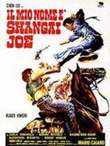 Affiche Mon nom est Shangaï Joe