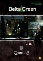 Couverture L'Appel de Cthulhu : Delta Green