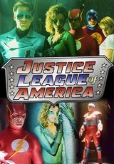 Affiche Justice League of America