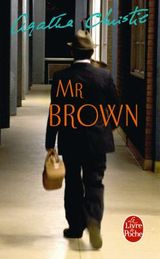 Couverture Mr. Brown
