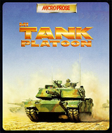 Jaquette M1 Tank Platoon
