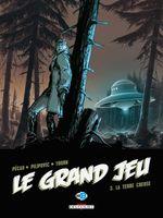 Couverture La Terre creuse - Le Grand Jeu, tome 3