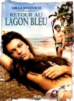 Affiche Retour au lagon bleu
