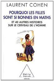 Couverture Pourquoi les filles sont si bonnes en maths ?