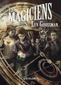 Couverture Les Magiciens