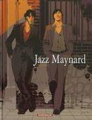 Couverture Mélodie d'El Raval - Jazz Maynard - Tome 2