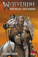 Couverture Wolverine : Old Man Logan