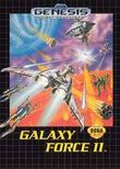 Jaquette Galaxy Force II